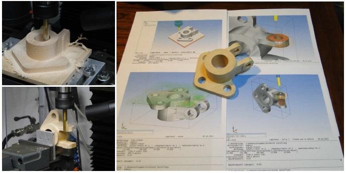 CADCAM 2D 3D CNC
