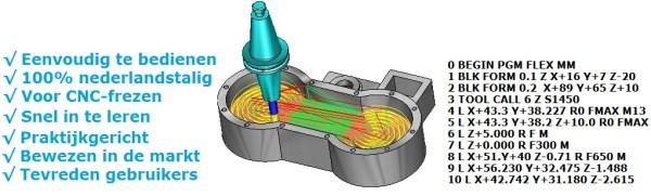 goedkoop eenvoudig 3D CADCAM CNC