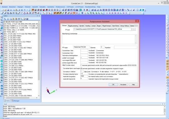 NC code G01 G02 G03 G41 G42 RR RL fanuc