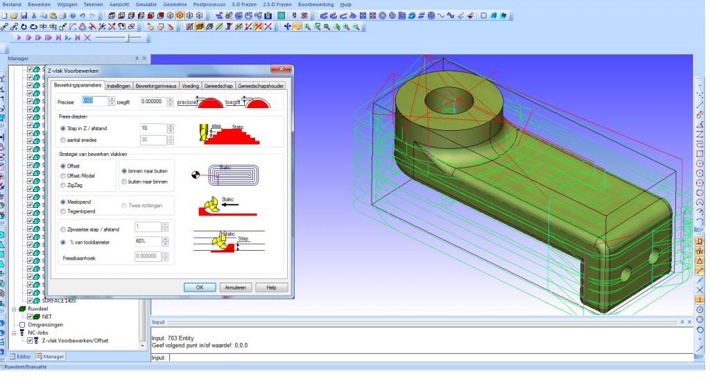 fanuc fagor heidenhain HAAS-CNC 3D-CAM